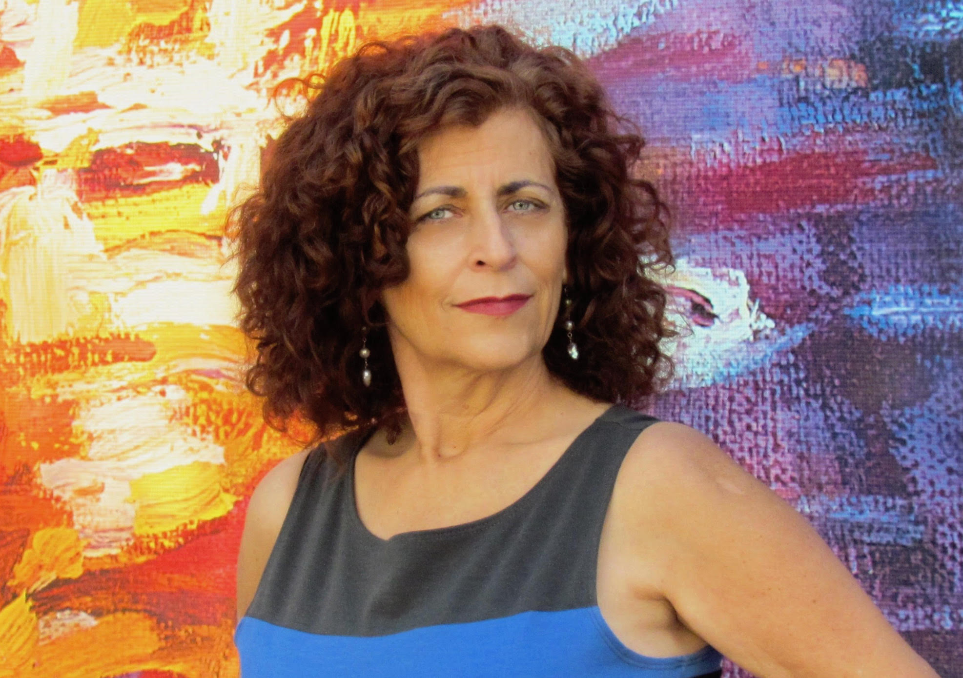 Poets Cafe Interview with Peggy Dobreer