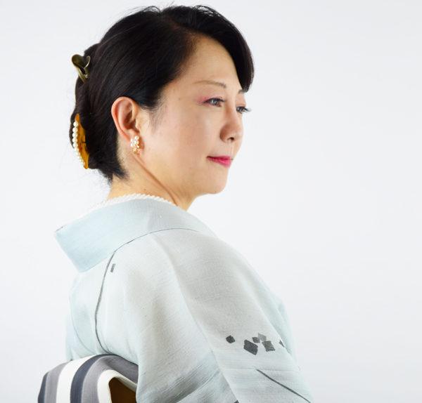 Mariko Kitakubo on Poets Cafe