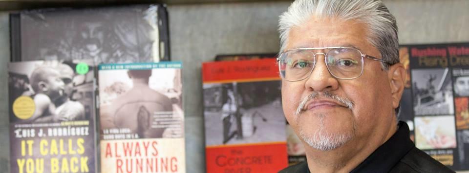 Luis J. Rodríguez on Poets Cafe