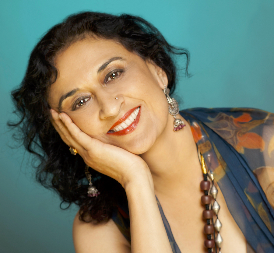 Taoli-Ambika Talwar on Poets Cafe
